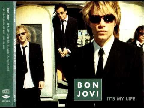 Bon Jovi - It's my life (Instrumental Version)