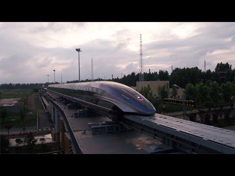 Kineski voz najbrže kopneno vozilo na planeti