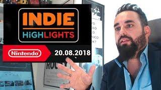 Nintendo Nindies Showcase High Lights 20.08.2018 RESUMEN Y OPINIÓN
