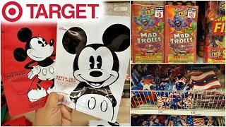TARGET SHOPPING NEW DISNEY MERCHANDISE CLOTHING KIDS FOURTH OF JULY DISNEY LOVERS 2018