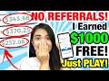 NO INVITE: I Earned $1000 [P50,000] LEGIT App! Kumita Gamit ang Cellphone | FREE PAYPAL MONEY | EASY
