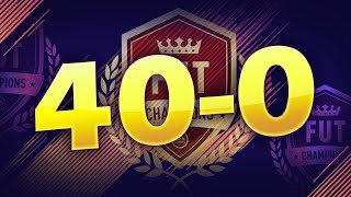 СДЕЛАЛ 40-0 В WEEKEND LEAGUE (НОЯБРЬ 1)