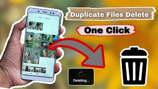how to delete duplicate photos, videos, mp3 files on your android phone