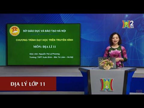 Môn Địa Lý Lớp 11| Bài 11: Khu Vực Đông Nam Á (tiết 2) | 17H10 NGÀY 23/04/2020