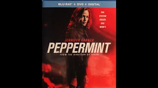 Movie Review 232 - Peppermint
