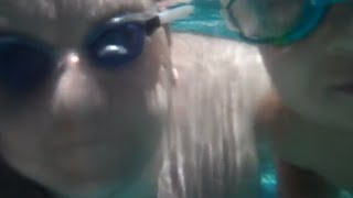 AQUABATS POOL PARTY MUSIC VIDEO