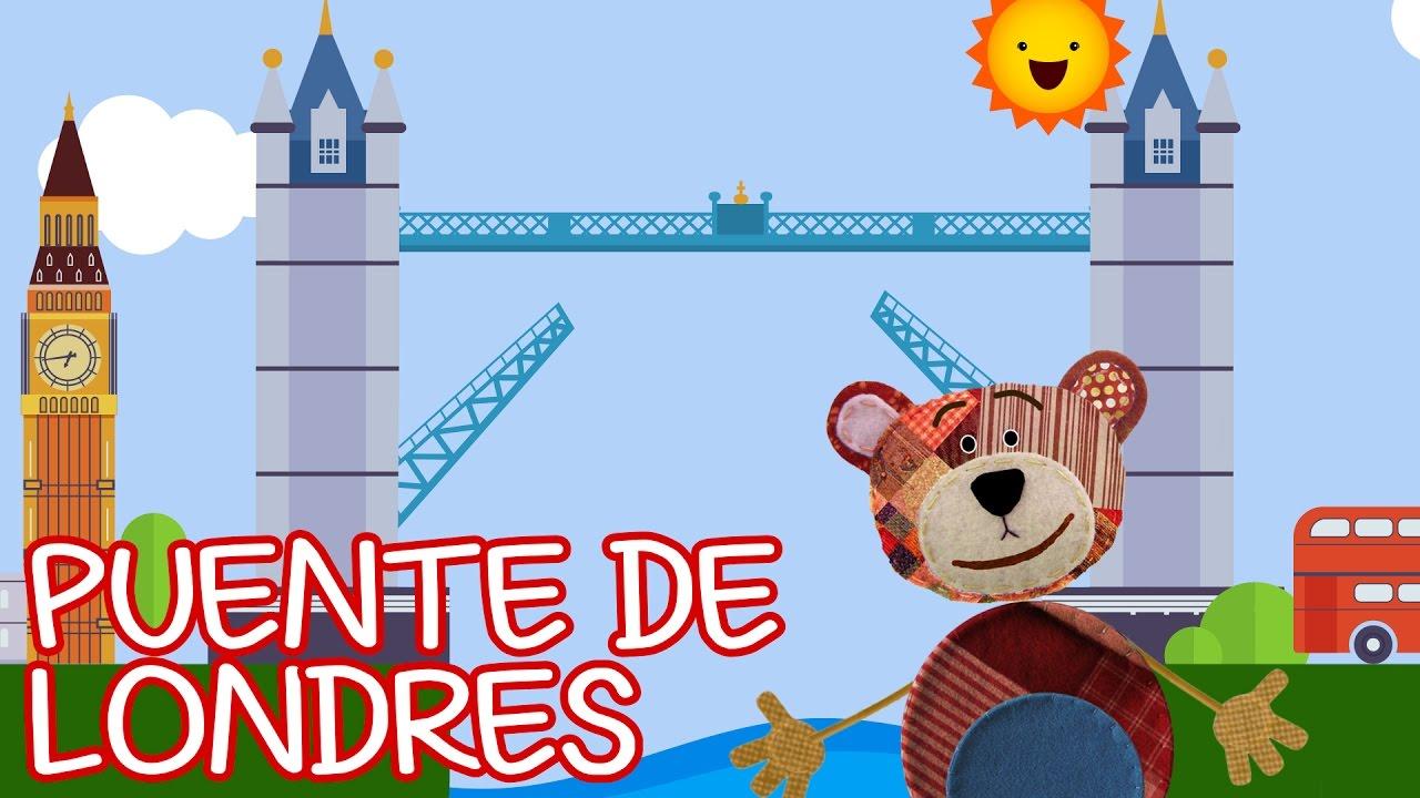 El puente de Londres se va a caer | Canciones infantiles con Traposo