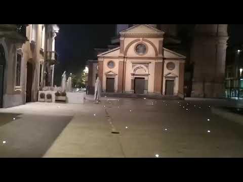 Lockdown serale a Legnano