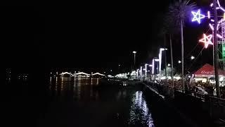 preview picture of video 'สุราษฎร์ธานีประเพณีชักพระ เดินช้อปชิมกินเที่ยวริมเขื่อนแม่น้ำตาปี 29 ตุลาคม 2561 /3'