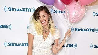 """Miley Cyrus Says She Was """"Unfairly Treated"""" As Child Star & Warns Sister Noah Of Fame Pressures"""