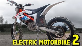 KTM freeride E-SX Test ride 2