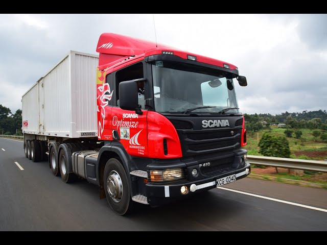 Scania Optimize