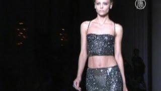 В Париже показали высокую моду от Versace (новости)