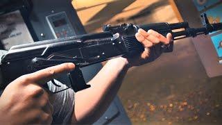 AK47 Shooting California Legal
