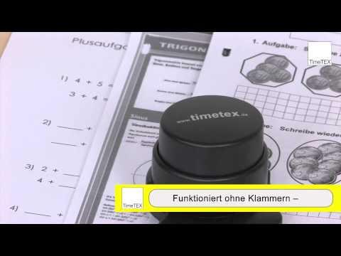 TimeTEX Heftgerät Klammerlos