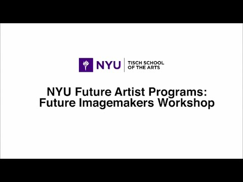 nyu dramatic essay tisch Tisch admissions tisch admissions media, and business, is administered through the nyu office of undergraduate admissions dedicated essay.