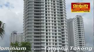 preview picture of video 'Penang Tanjung Tokong The Brezza Condominium with Interior Design Renovation To Let'