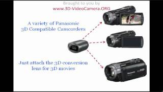 3D Camcorder Reviews-Panasonic Sony JVC Aiptek 3D Video Camera Deals