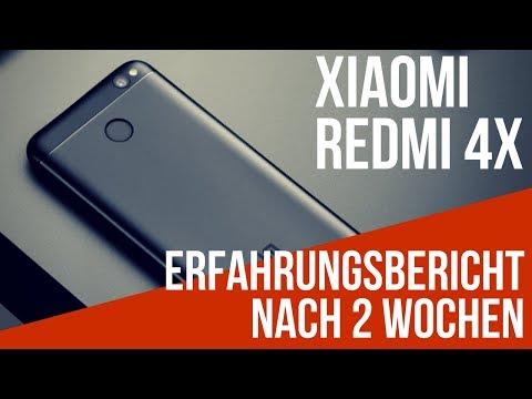 Xiaomi Redmi 4X - TEST - Deutsch