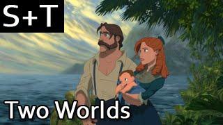 Tarzan - Two Worlds - Hebrew (Subs+Translation)