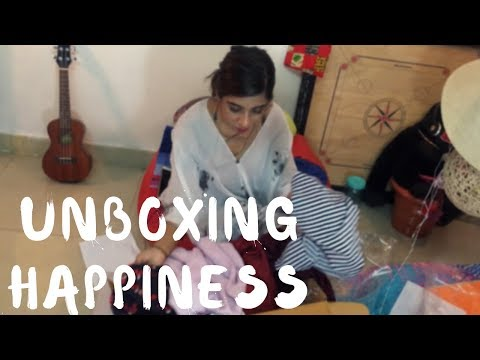 Unboxing Happiness | Stylenook