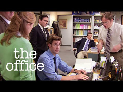 the password the office us