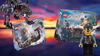 ЛЕГО ВИКИНГИ - ВСЕ О СЕРИИ И ОБЗОР ВСЕХ НАБОРОВ / LEGO VIKINGS