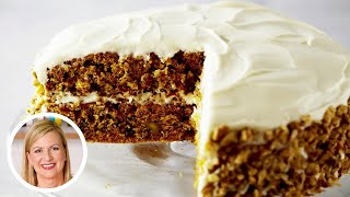 coffee cake with cream cheese frosting recipe