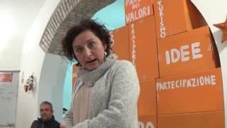 Linda Contreras parla del Convento di Zannnone di Gaeta,