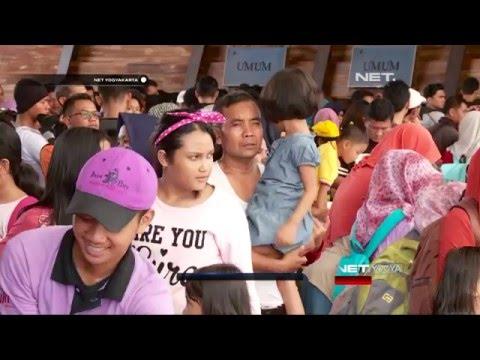 NET YOGYA - Jogja Bay, Taman Air Terbesar Se-Indonesia