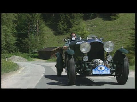Amazing Vintage Bentley Blower