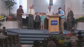 Kindergarten Bible Presentation - 2016