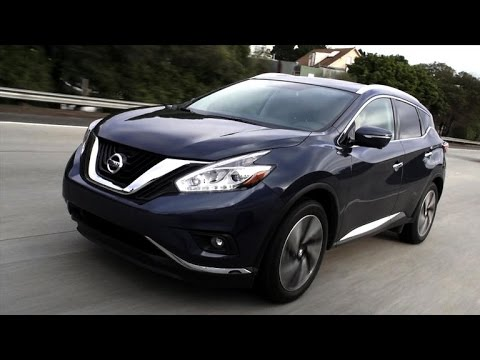 Car Tech – Outrageous style for new Nissan Murano