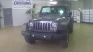 2017 Jeep Wrangler #18673