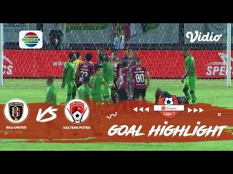 Бали Юнайтед - Kalteng Putra 2:1. Видеообзор матча 29.09.2019. Видео голов и опасных моментов игры