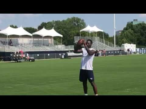 Titans training camp notebook: Day 12