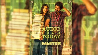 Andha Kanna Paathaakaa | Master Portrait video song | Thalapathy Vijay | Anirudh Ravichander |Lokesh