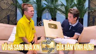 Chán xin đồ, Vũ Hà xin hẳn nút vàng của Đàm Vĩnh Hưng đem bán | Đôi Bạn Lầy Lội Nhất Showbiz Việt