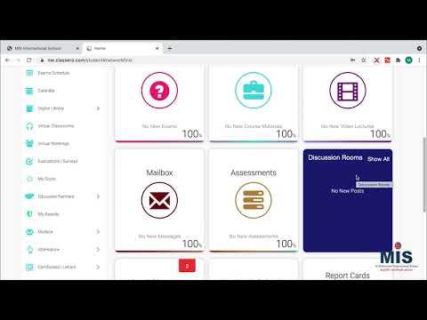 MIS Online Platform