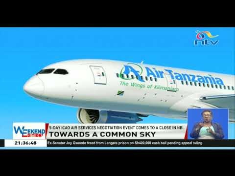 EAC working towards the formation of a single aviation bloc
