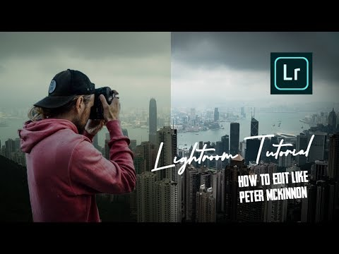 How to Edit Like @petermckinnon l Peter McKinnon Instagram