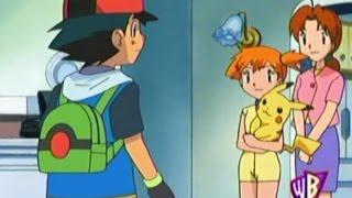 Misty  - (Pokémon) - Ash comes Home to Misty