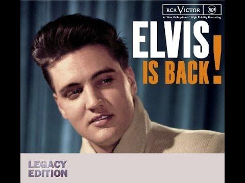 Elvis Presley ~ Girl Next Door Went A' Walking (Elvis Is Back CD Legacy Edition)
