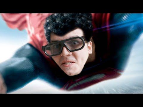 Super-man zachraňuje PREZIDENTA!