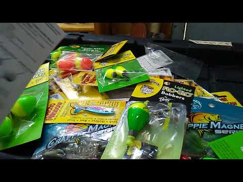 Mr. Crappie bobber review