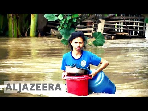 Philippines: Warnings of more floods and landslides