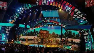 Latin Amas 2018 - Alvaro Soler, Tini, & Flo Rida -   Performance