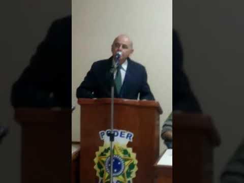 Posse do prefeito Léo Leão em Aragarças