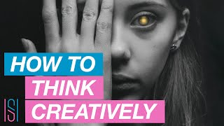 How To Think Creatively And Innovatively - a simple solution to difficult problems