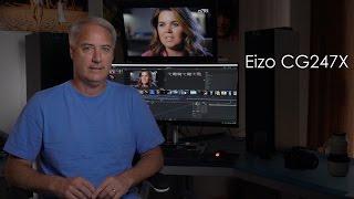 Eizo ColorEdge CG247X Review
